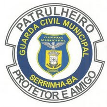 GUARDA CIVIL MUNICIPAL DE SERRINHA
