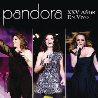 Pandora – XXV Años En Vivo