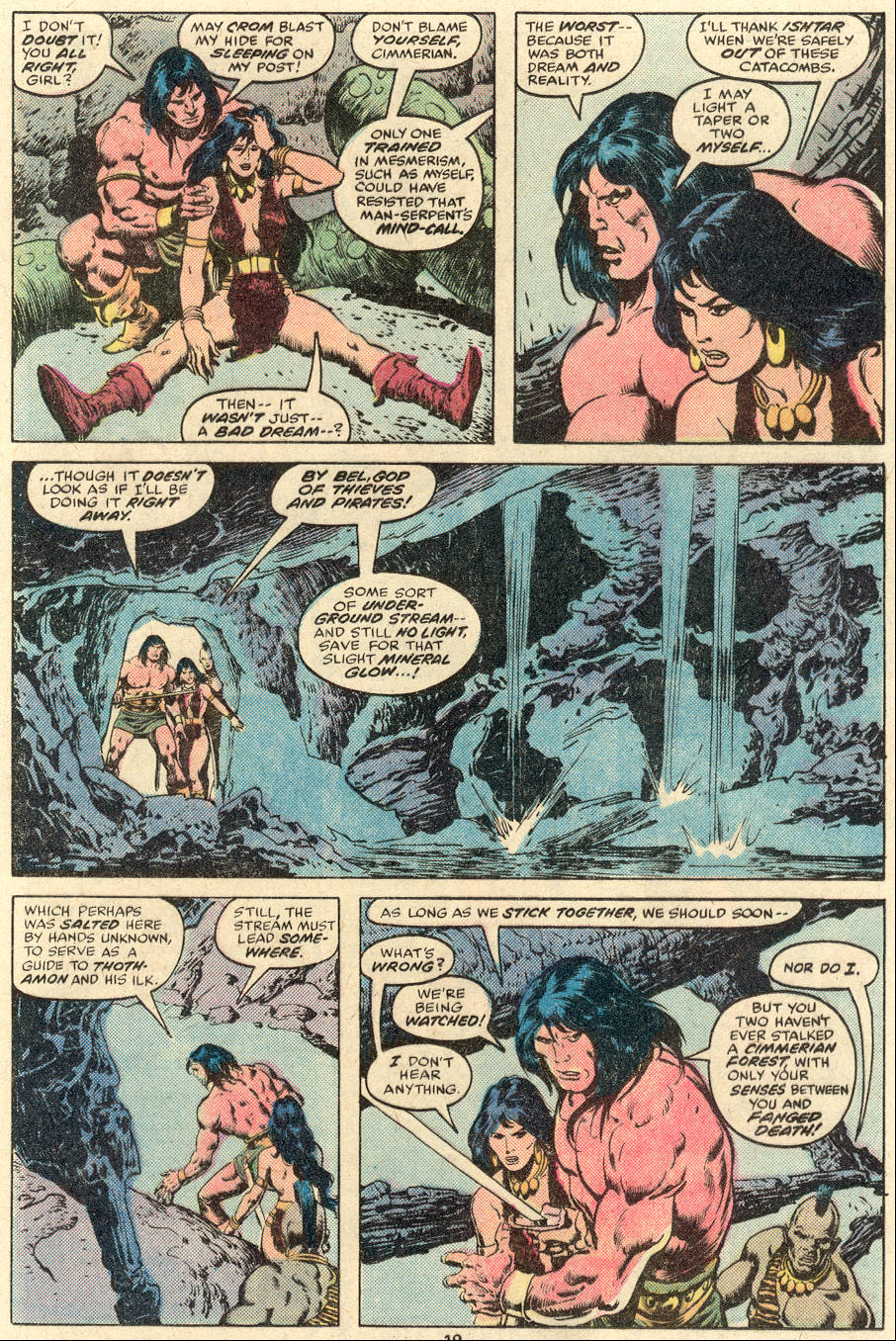 Conan the Barbarian (1970) Issue #89 #101 - English 12