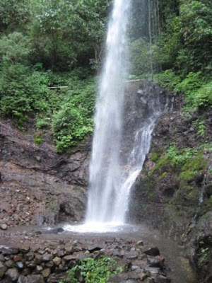 Air terjun sebagai Wisata Kota Mojokerto