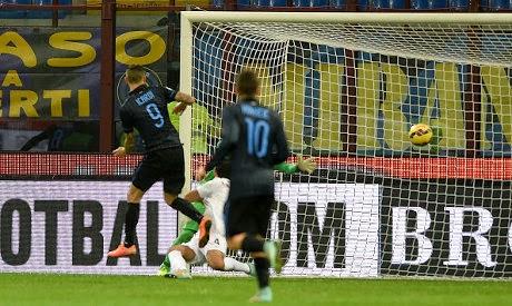 Inter Kembali Gagal Atas Verona