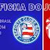 Ficha do jogo: Bahia 2x0 Villa Nova-MG - Copa do Brasil 2014