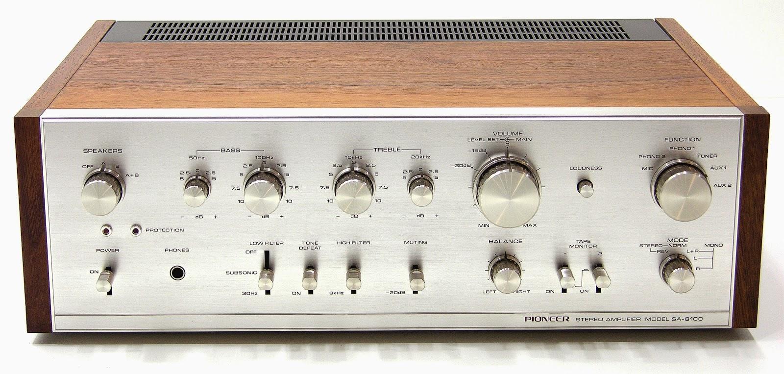 vintage audio in