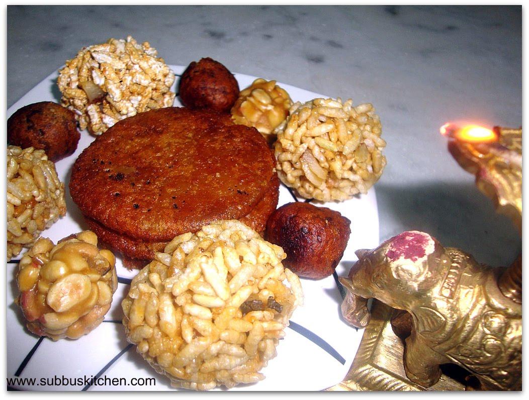 Thirukarthigai - Recipes - Why  for Karthigai Deepam Recipes  257ylc