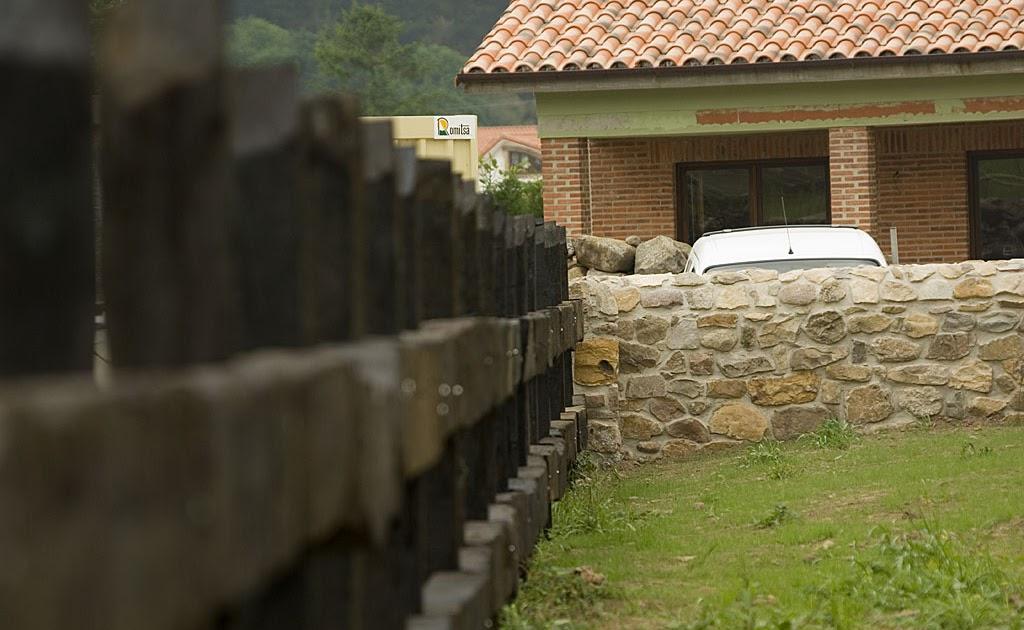 Ortellez cerramientos de fincas y parcelas - Cerramientos de piedra ...