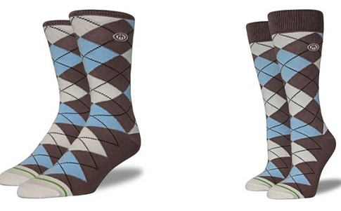 mitscoots kickstarter campaign anniversary socks