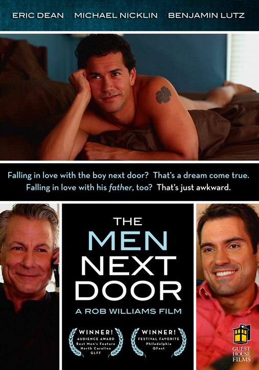 The Men Next Door (2012) 720p WEB-DL 600MB