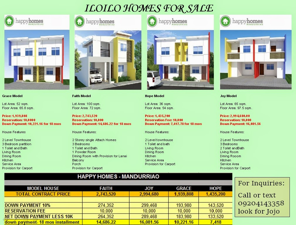 iloilo homes for sale house for sale in mandurriao