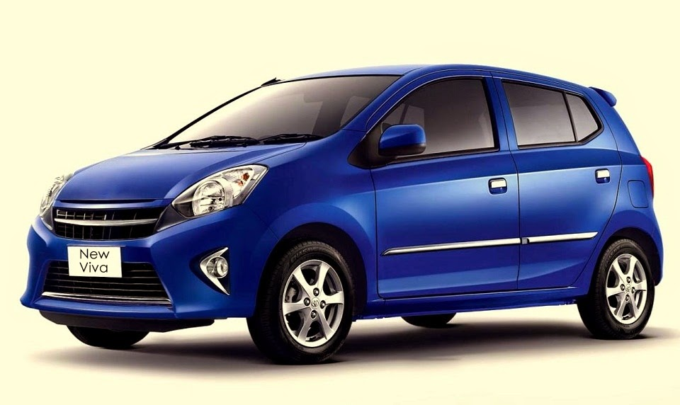 New Perodua Viva-Axia