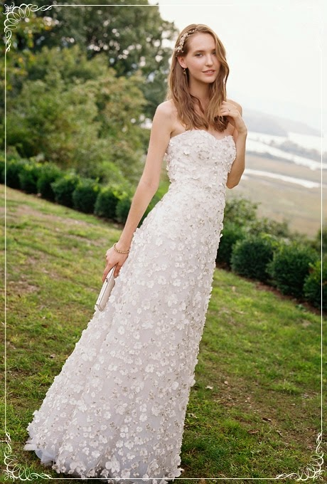 Outdoor Summer Wedding Dresses For