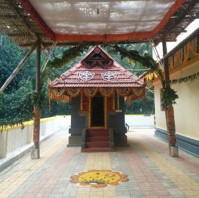 Bhuta Sthana or Bhuta Gudi