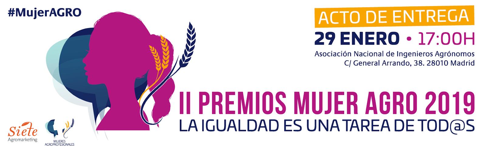 #mujerAGRO - Foro Nacional Business Agro: Mujeres Agroprofesionales
