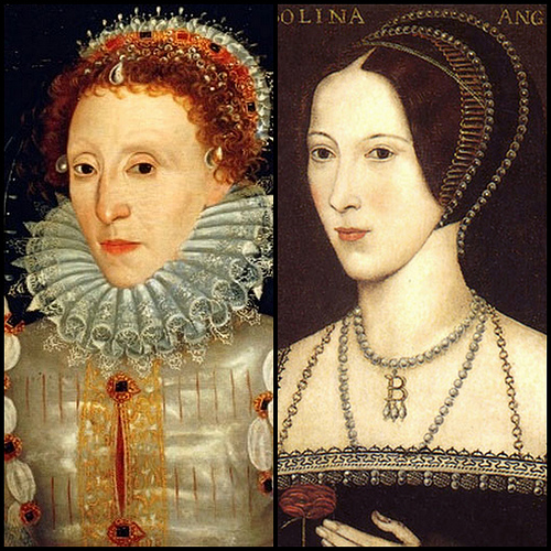 being bess death could not separate them how elizabeth i
