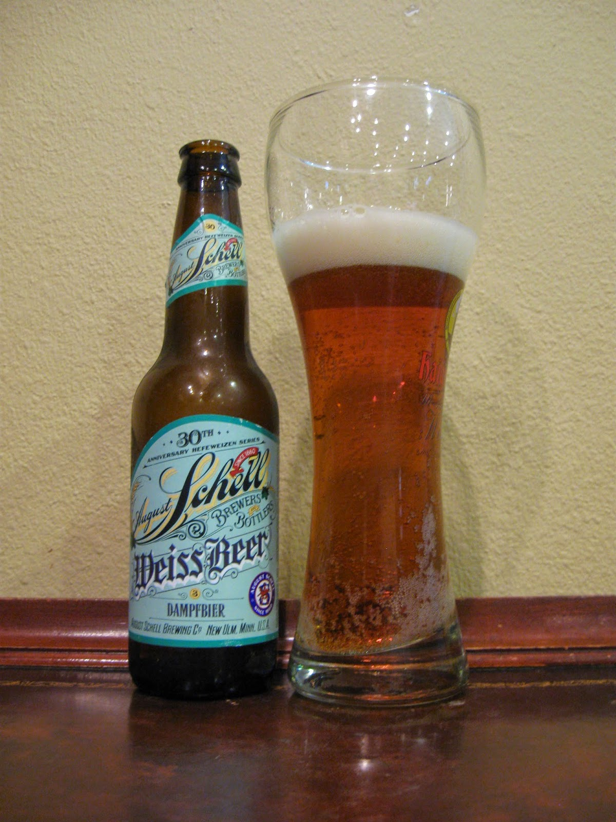 Doing Beer Justice: Schell\'s 30th Anniversary Hefeweizen Series ...