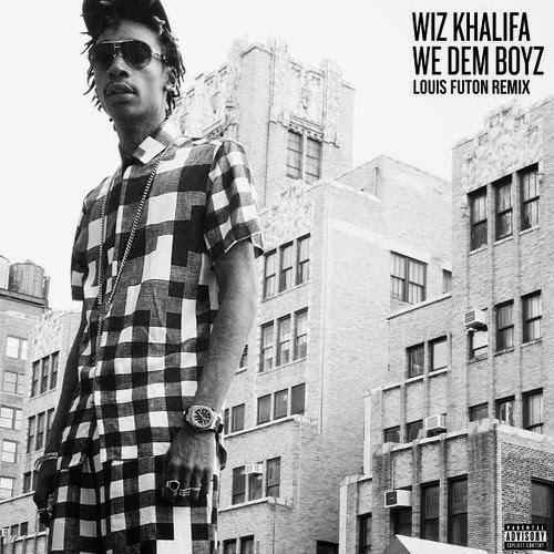Wiz Khalifa Louis Futon Remix
