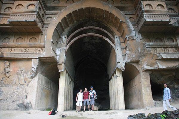 Kondhane caves Rajmachi road