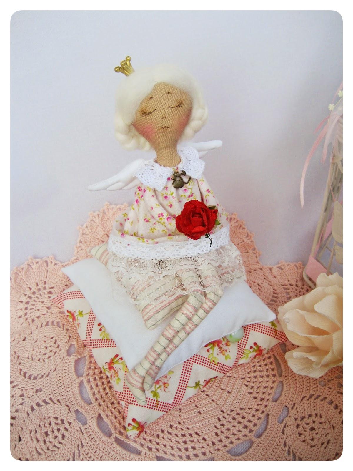Подарок для девочки, принцесса на горошине