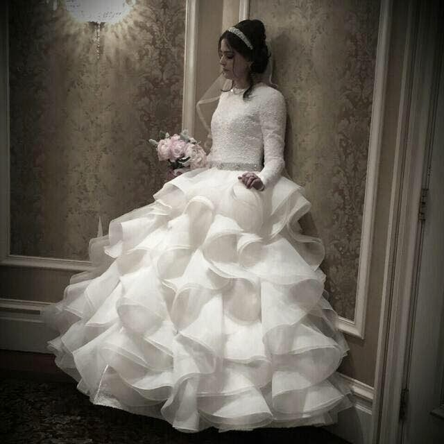 Wedding Wednesday The Real Dresses Of Frum And Fabulous