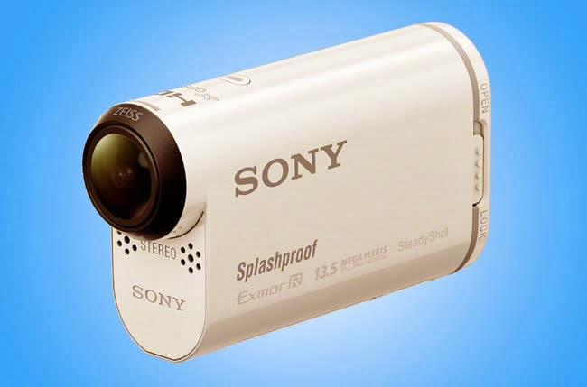 Action Camera, Sony Camera, Sony Gadgets, Gadgets 2014, CES 2014
