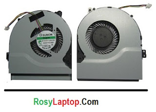 Fan Kipas processor Asus X550 x450