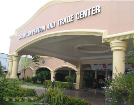 davao convention center hiring for accounting exec banquet davao city