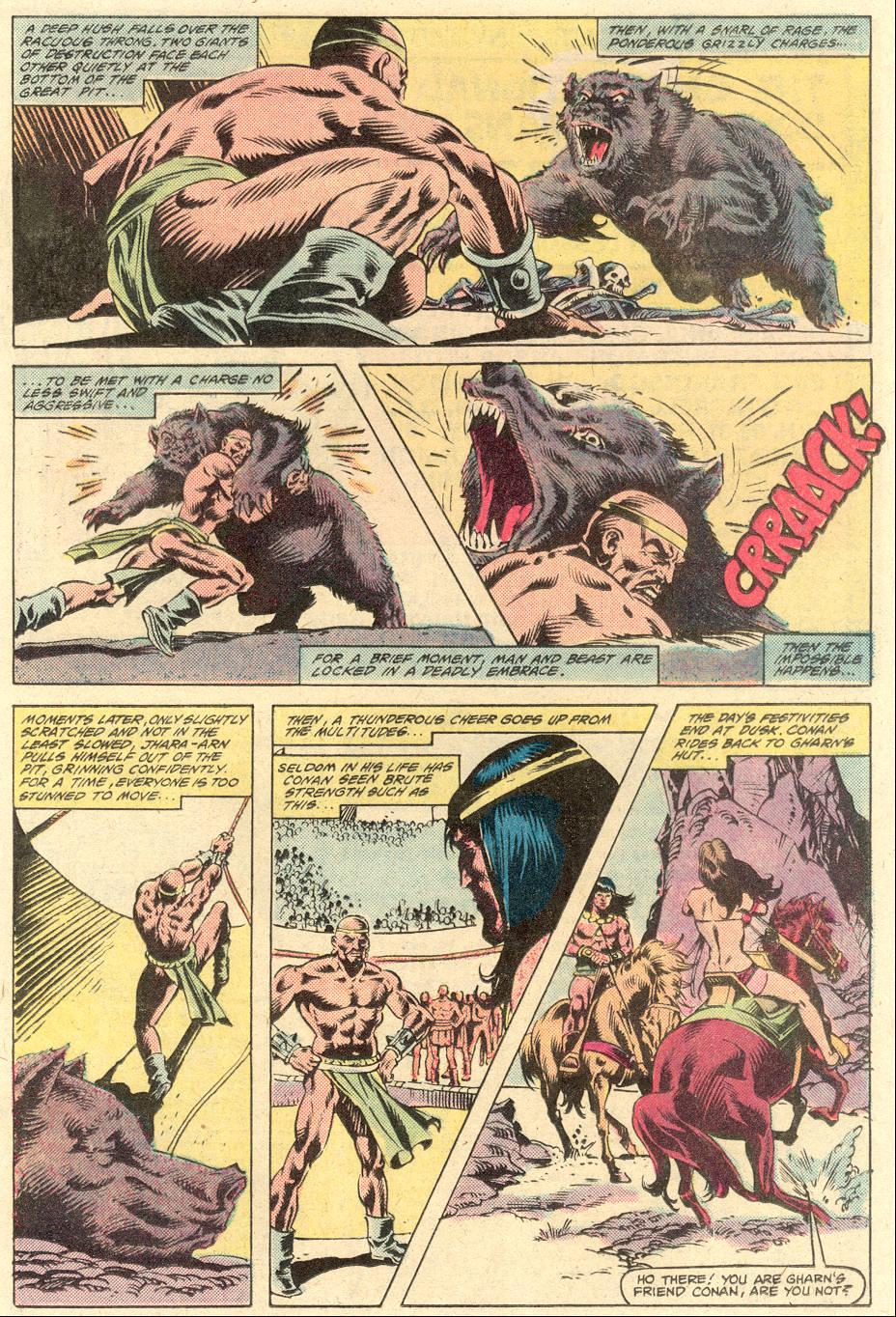 Conan the Barbarian (1970) Issue #132 #144 - English 10