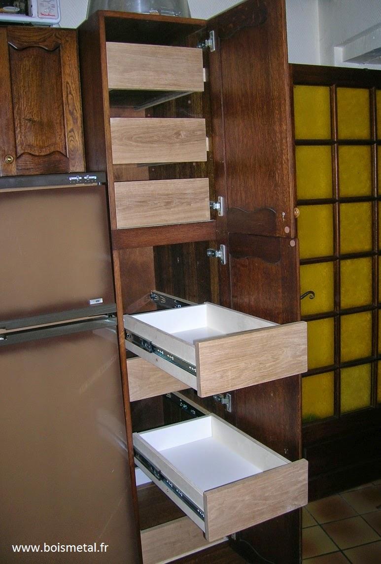 boismetal fpbm des tiroirs sur mesure. Black Bedroom Furniture Sets. Home Design Ideas