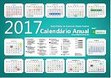 CALENDÁRIO ESCOLAR 2017 - ANUAL