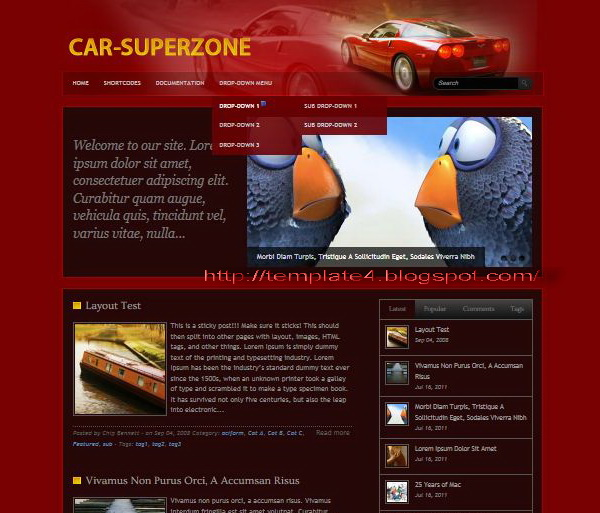 Car Superzone