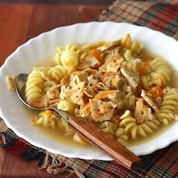 how to make the best homemade chicken noodle soup recipe