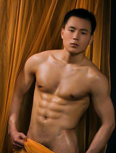 China Hot Male Model