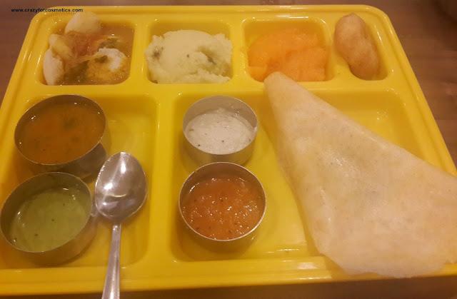 Dosa sambhar Chennai