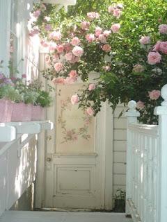Mi baul vintage chic ideas para decorar flores - Decorar baul vintage ...