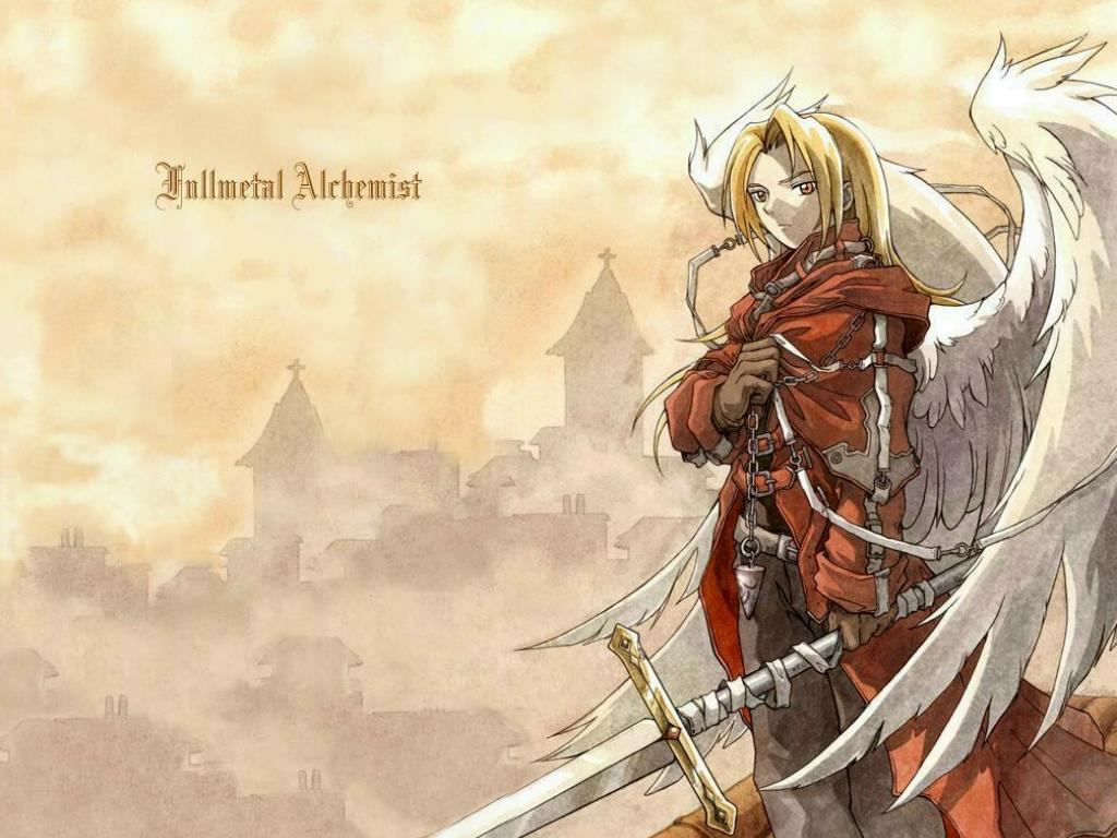 Full Metal Alchemist HD & Widescreen Wallpaper 0.536252775980087