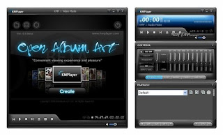 تحميل برنامج kmplayer مشغل الميديا مجانا Download