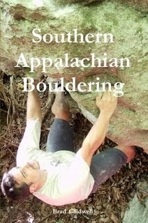 Order Southern Appalachian Bouldering  here