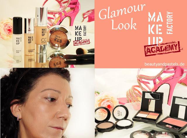 Abendlook-Makeup