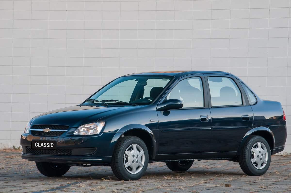 Chevrolet Classic 2014 - preço
