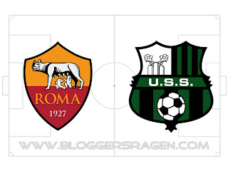 Prediksi Pertandingan AS Roma vs Sassuolo