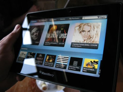 Blackberry Playbook 2011