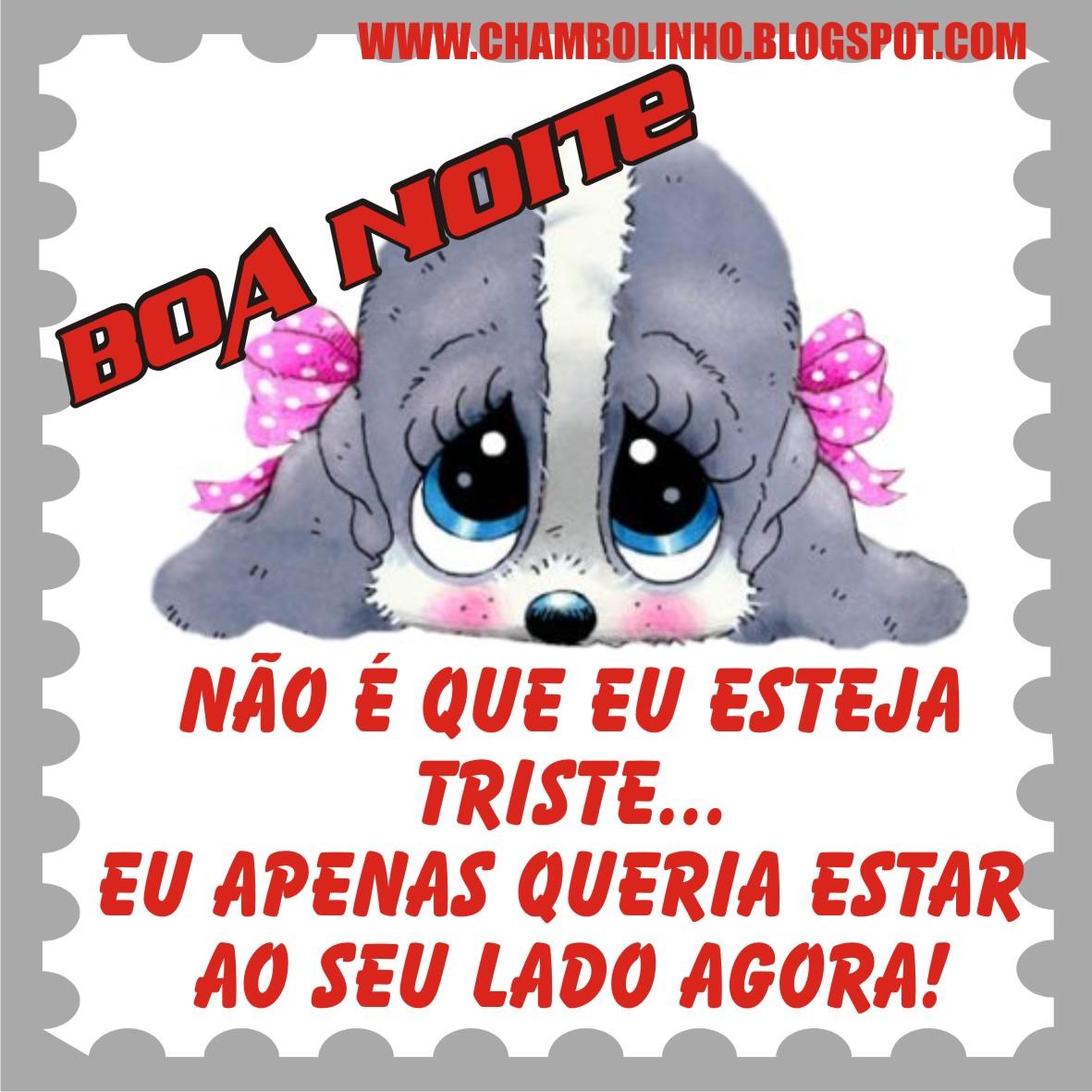 Boa Noite Saudade Facebook