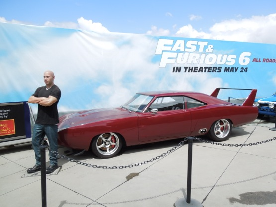 Fast Furious 6 1969 Dodge Charger Daytona