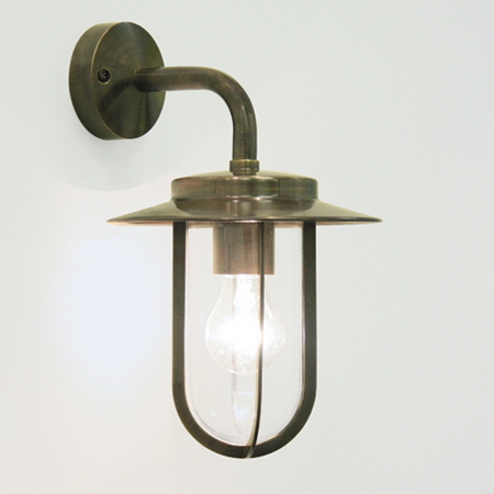 The Astro Lighting 0561 Montparnasse bronze wall mounted fitting for outdoors