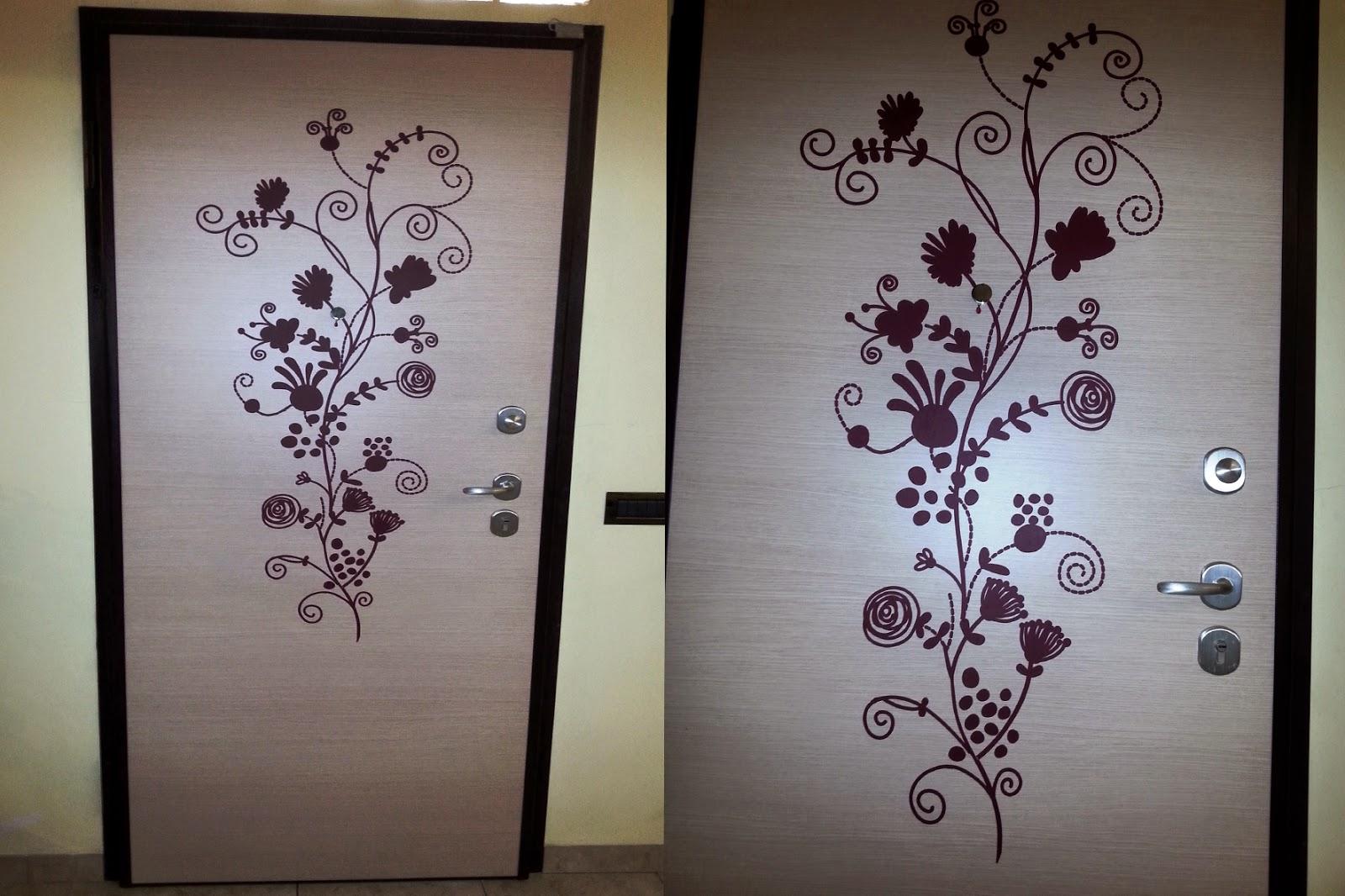 Effetto legno su polistirolo - Decorazioni adesive per mobili ...