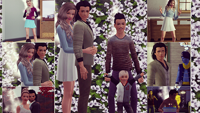 Beautiful sims