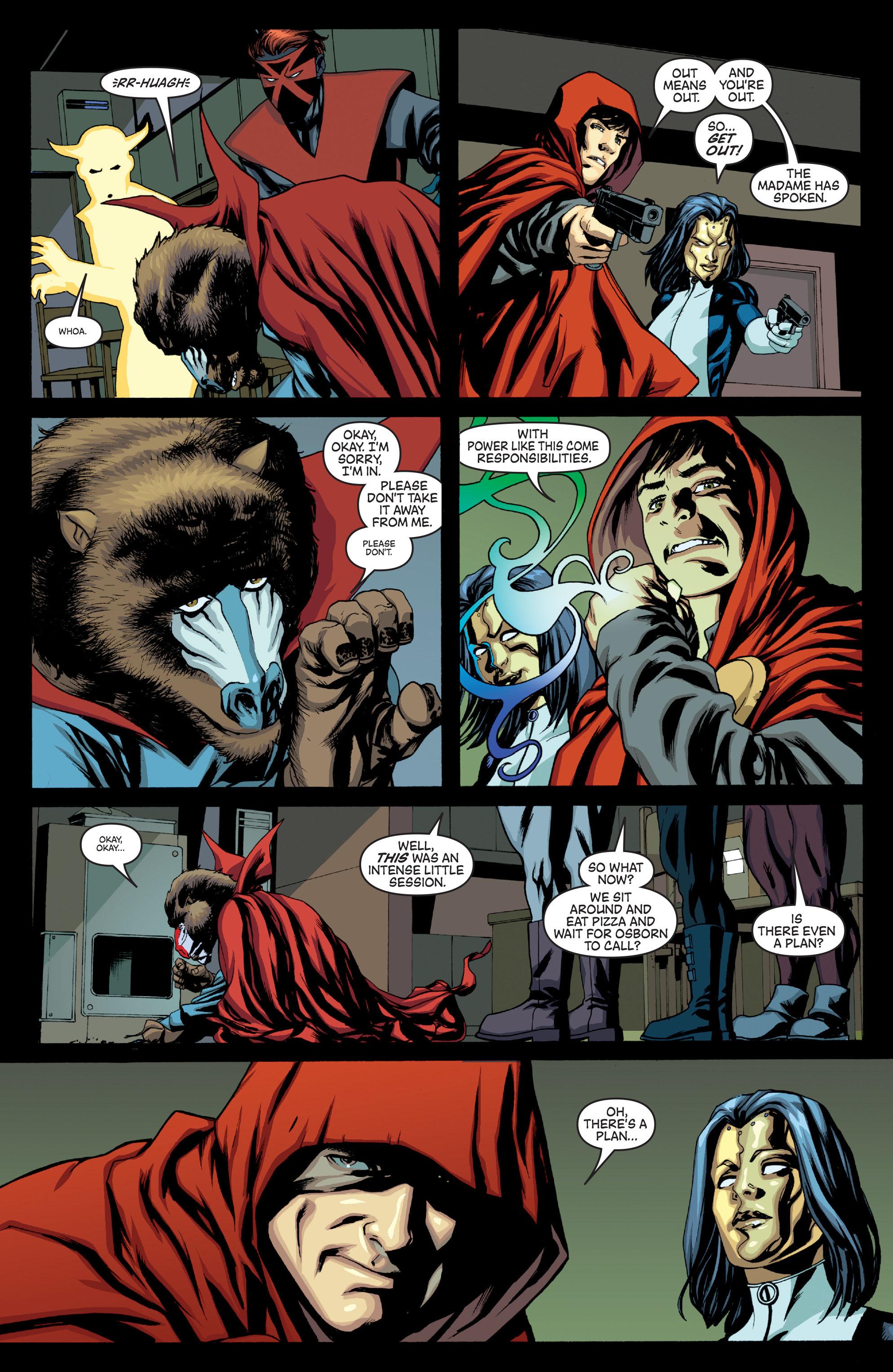 New Avengers (2005) chap 64 pic 9