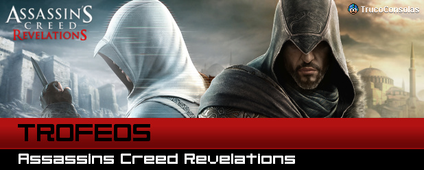 Guía de Trofeos Assassin's Creed Revelations PS3