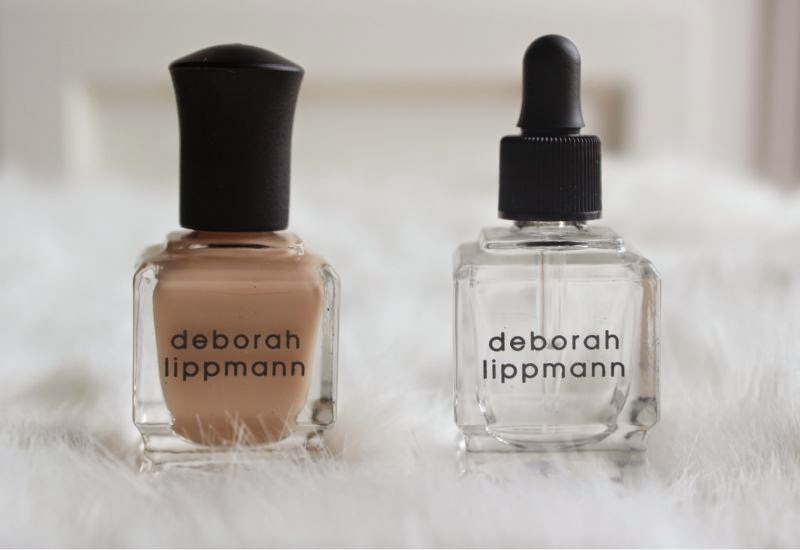 New Deborah Lippmann Nail Care Launches