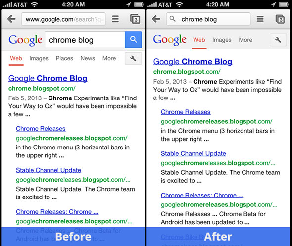 Google Chrome screenshot, Google Chrome latest update