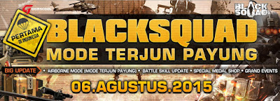 Cara Update Manual Patch Game Black Squad Dengan Cepat